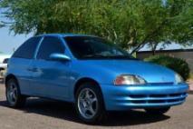 2001 Suzuki Swift GL