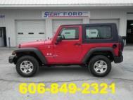 2008 Jeep Wrangler X RHD
