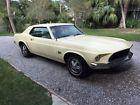 1969 Ford Mustang Coupe GT