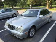 2001 Mercedes-Benz E-Class E320 4MATIC