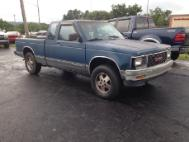 1991 GMC Sonoma Club Coupe 4WD