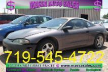 1998 Mitsubishi Eclipse RS