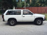 1995 Nissan Pathfinder XE-V6