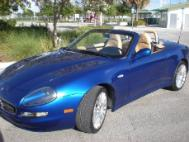 2002 Maserati Spyder Cambiocorsa