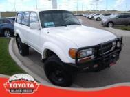 1994 Toyota Land Cruiser Base