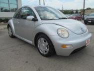 2001 Volkswagen New Beetle GLX 1.8T