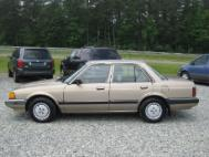 1985 Honda Accord Base