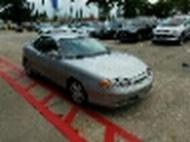2000 Hyundai Tiburon Base