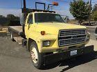 1986 Ford  Base Straight Truck - Medium Conventional