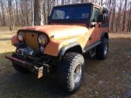 1985 Jeep CJ-7 Base