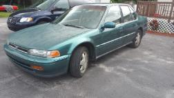 1993 Honda Accord 10th Anniversary