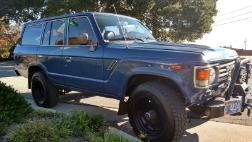 1987 Toyota Land Cruiser 4WD