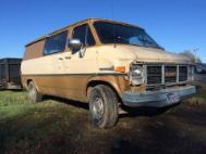 1985 GMC Vandura G2500