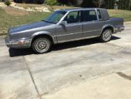 1991 Chrysler New Yorker Fifth Avenue