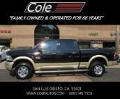 2013 Ram Ram Pickup 2500 Laramie Longhorn