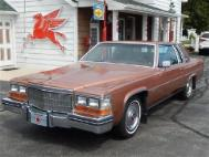 1982 Cadillac DeVille Base