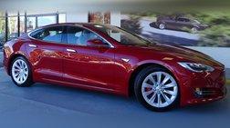 2016 Tesla Model S P100D