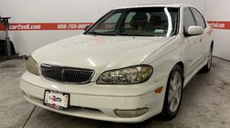 2001 Infiniti I30 4dr Sdn Luxury