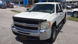 2010 Chevrolet Silverado 2500HD Work Truck