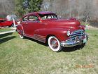 1947 Chevrolet  Fleetline Deluxe Areo