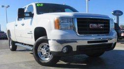 2008 GMC Sierra 2500HD SLE2