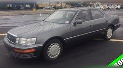 1990 Lexus LS 400 Base