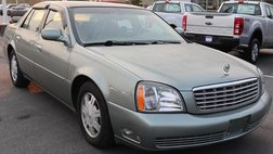 2005 Cadillac DeVille Livery