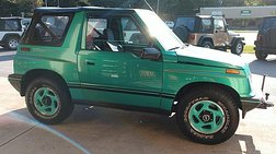 1995 Chevrolet Tracker 2-Door 4WD