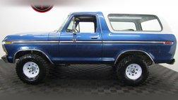 1978 Ford Bronco XLT V8 AUTO!