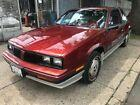 1985 Oldsmobile Cutlass Calais Base
