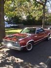 1984 Chevrolet El Camino gmc