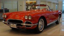 1962 Chevrolet Corvette CONVT