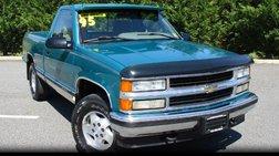 1995 Chevrolet C/K 1500 Reg. Cab W/T 6.5-ft. Bed 4WD