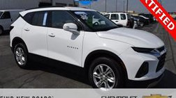 2019 Chevrolet Blazer LT Leather