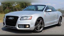 2011 Audi S5 3.0T quattro Premium Plus
