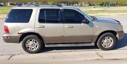 2003 Mercury Mountaineer Premier 4.6L AWD