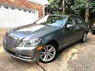 2011 Mercedes-Benz E-Class 167 Luxury Trim Package
