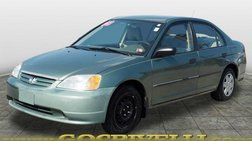 2003 Honda Civic DX