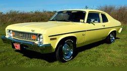 1974 Chevrolet Nova Base