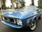 1973 Ford Mustang 351 Cleveland, Only 64724 Original Miles