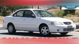 2002 Nissan Sentra GXE
