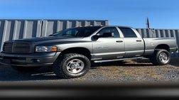 2005 Dodge Ram 2500 Laramie