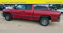 1999 Dodge Ram 1500 ST