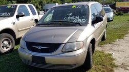 2003 Chrysler Town and Country eL