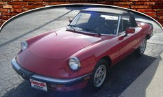 1990 Alfa Romeo Spider Veloce