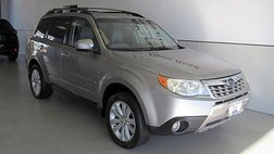 2011 Subaru Forester 2.5X Limited