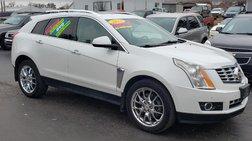 2013 Cadillac SRX AWD 4dr Premium Collection
