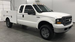 2005 Ford F-350 XLT SuperCab Long Bed 4WD