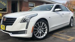 2016 Cadillac CT6 3.0TT Premium Luxury