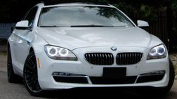 2013 BMW 6 Series 650i xDrive Gran Coupe